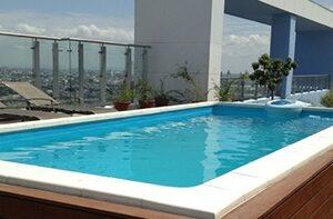 albercas penthouse desjoyaux Monterrey